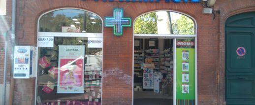 Pharmacie Du Jardin Des Plantes,TOULOUSE