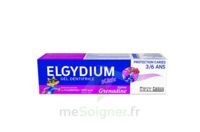 Elgydium Dentifrice Kids 2/6 Ans Grenadine Protection Caries Tube 50ml à TOULOUSE