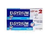 Elgydium Dentifrice Bubble Lot De 2 X 50ml à TOULOUSE