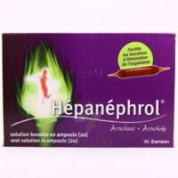 HEPANEPHROL, solution buvable en ampoule à TOULOUSE