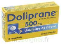 DOLIPRANE 500 mg Comprimés 2plq/8 (16) à TOULOUSE