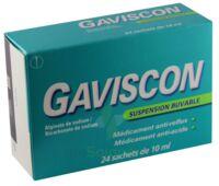GAVISCON, suspension buvable en sachet à TOULOUSE