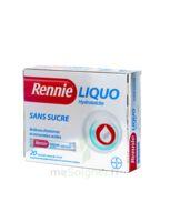 RENNIELIQUO SANS SUCRE, suspension buvable édulcorée à la saccharine sodique en sachet-dose à TOULOUSE