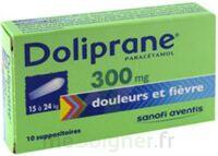 DOLIPRANE 300 mg Suppositoires 2Plq/5 (10) à TOULOUSE