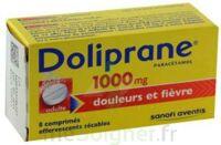 DOLIPRANE 1000 mg Comprimés effervescents sécables T/8 à TOULOUSE