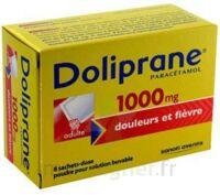 DOLIPRANE 1000 mg Poudre pour solution buvable en sachet-dose B/8 à TOULOUSE