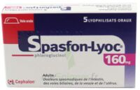 Spasfon Lyoc 160 Mg, Lyophilisat Oral à TOULOUSE