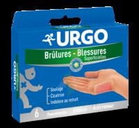 URGO BRULURES-BLESSURES PETIT FORMAT x 6 à TOULOUSE
