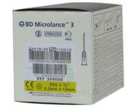BD MICROLANCE 3, G30 1/2, 0,30 mm x 13 mm, jaune  à TOULOUSE