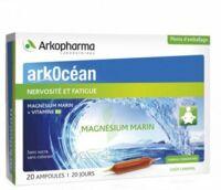 Arkocean Magnesium Marin Solution buvable caramel 20 Ampoules/10ml à TOULOUSE