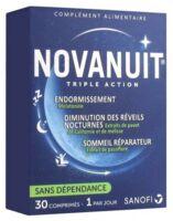 Novanuit Triple Action Comprimés B/30 à TOULOUSE