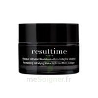 Resultime Masque détoxifiant revitalisant Pot/50ml à TOULOUSE