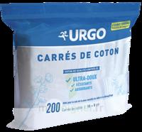 Urgo Carrés De Coton 8x10cm Non Stérile B/200 à TOULOUSE