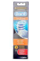 Brossette De Rechange Oral-b Trizone X 3 à TOULOUSE