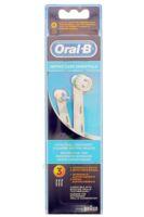 Brossette De Rechange Oral-b Ortho Care Essentials X 3 à TOULOUSE