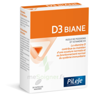 Pileje D3 Biane Capsules 200 Ui - Vitamine D 30 Capsules à TOULOUSE