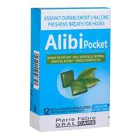 Pierre Fabre Oral Care Alibi Pocket 12 Pastilles à TOULOUSE
