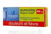 IBUPROFENE BIOGARAN CONSEIL 400 mg, comprimé pelliculé à TOULOUSE