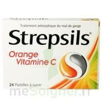 STREPSILS ORANGE VITAMINE C, pastille à TOULOUSE