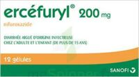 ERCEFURYL 200 mg Gélules Plq/12 à TOULOUSE
