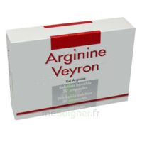 ARGININE VEYRON, solution buvable en ampoule à TOULOUSE