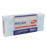 IBUPROFENE MYLAN 200 mg, comprimé enrobé B/30 à TOULOUSE