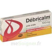 DEBRICALM 100 mg, comprimé pelliculé à TOULOUSE