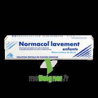 Normacol Lavement Enfants, Solution Rectale, Récipient Unidose à TOULOUSE