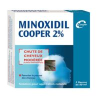 MINOXIDIL COOPER 2 %, solution pour application cutanée en flacon à TOULOUSE
