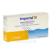 IMPORTAL JEUNES ENFANTS 2,5 g, poudre orale en sachet à TOULOUSE
