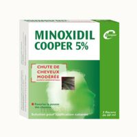 MINOXIDIL COOPER 5 %, solution pour application cutanée à TOULOUSE