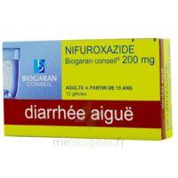 NIFUROXAZIDE BIOGARAN CONSEIL 200 mg, gélule à TOULOUSE