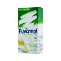 Fluvermal 2 % Susp Buv Fl/30ml à TOULOUSE
