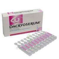 DACRYOSERUM Solution pour lavage ophtalmique en récipient unidose 20Unidoses/5ml à TOULOUSE