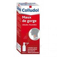 Colludol Solution Pour Pulvérisation Buccale En Flacon Pressurisé Fl/30 Ml + Embout Buccal à TOULOUSE