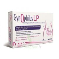 Gynophilus LP Comprimés vaginaux B/6 à TOULOUSE