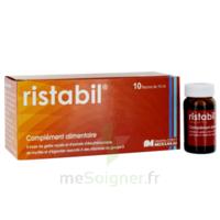 Ristabil Anti-fatigue Reconstituant Naturel B/10 à TOULOUSE