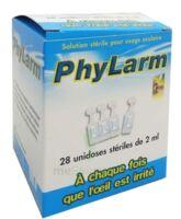 PHYLARM, unidose 2 ml, bt 28 à TOULOUSE