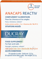 Anacaps Reactiv Caps 3*b/30 à TOULOUSE