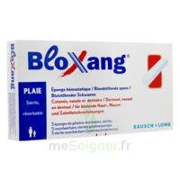 BLOXANG Eponge de gélatine stérile hémostatique B/5 à TOULOUSE
