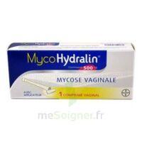 MYCOHYDRALIN 500 mg, comprimé vaginal à TOULOUSE