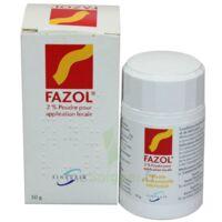 FAZOL 2 POUR CENT, poudre pour application locale à TOULOUSE