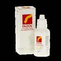 FAZOL 2 POUR CENT, émulsion fluide pour application locale à TOULOUSE
