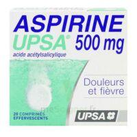 ASPIRINE UPSA 500 mg, comprimé effervescent à TOULOUSE