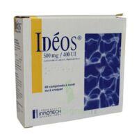 IDEOS 500 mg/400 UI, comprimé à sucer ou à croquer à TOULOUSE