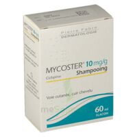 Mycoster 10 Mg/g Shampooing Fl/60ml à TOULOUSE