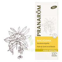 PRANAROM Huile végétale bio Macadamia 50ml à TOULOUSE