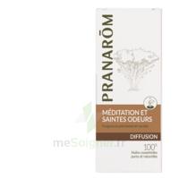 PRANAROM DIFFUSION Huile essentielle pour diffuseur MEDITATION ET SAINTES ODEURS à TOULOUSE