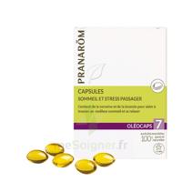 Pranarom Oleocaps 7 Caps Sommeil & Stress Passager à TOULOUSE