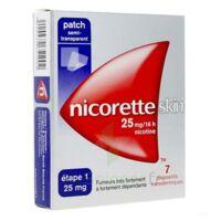 Nicoretteskin 25 mg/16 h Dispositif transdermique B/28 à TOULOUSE